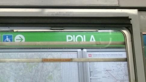 Piola station
