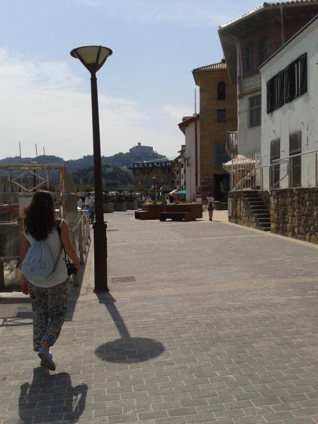 20 giugno - San Sebastian, città vecchia e pasta al pomodoro